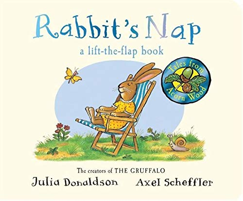 Rabbit's Nap (Tales From Acorn Wood) - Me Books Asia Store