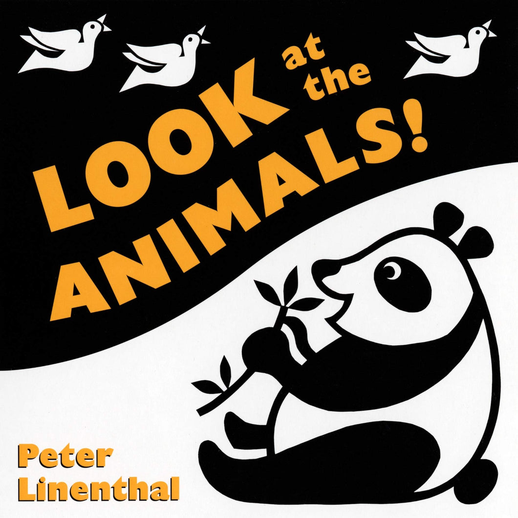 Look at the Animals - Me Books Asia Store