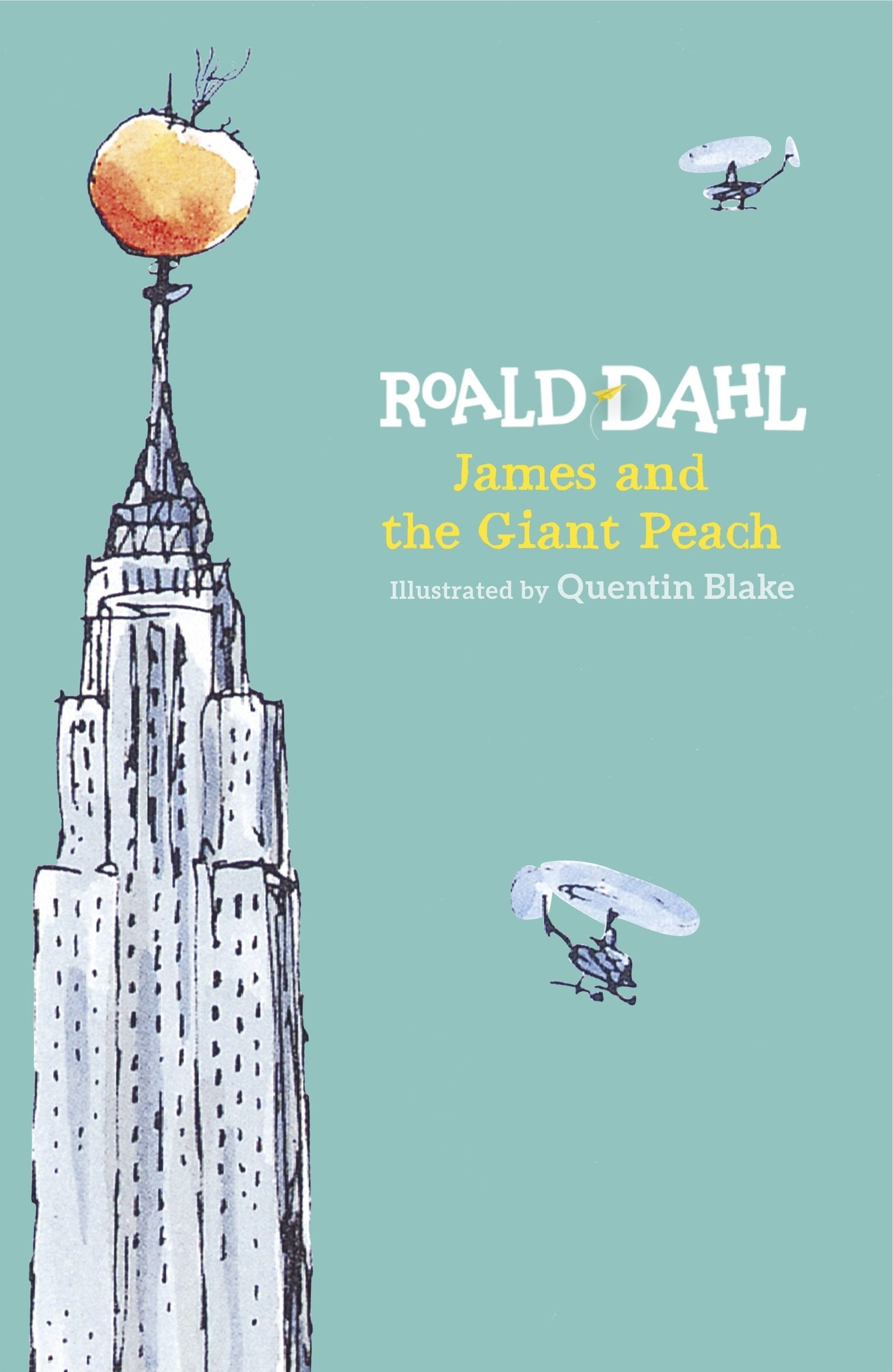 James and the Giant Peach - Me Books Asia Store