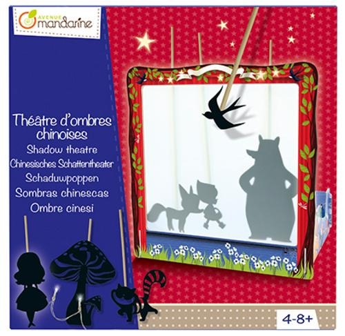 Avenue Mandarine Creative Box Shadow Theatre - Me Books Asia Store