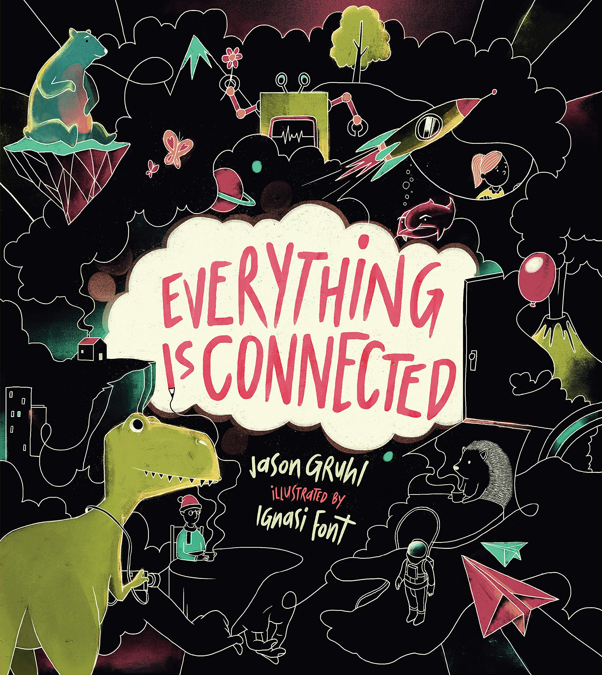 Everything Is Connected - Me Books Asia Store
