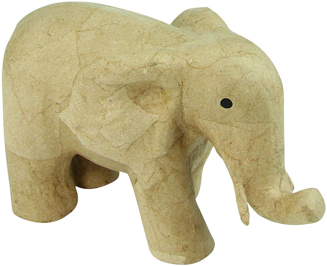 DECOPATCH Objects:Small-Elephant 14cm - Me Books Asia Store