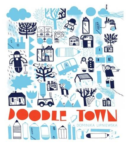 Doodle Town - Me Books Asia Store