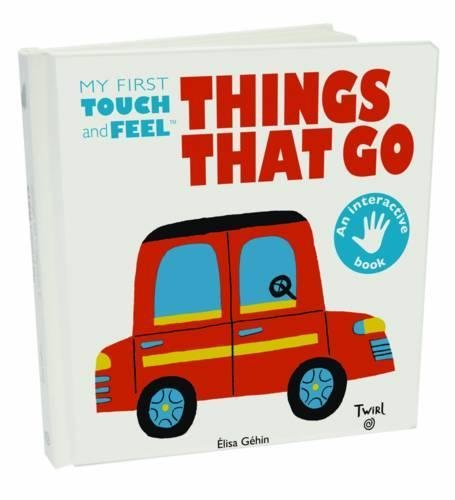 Things That Go - Me Books Asia Store