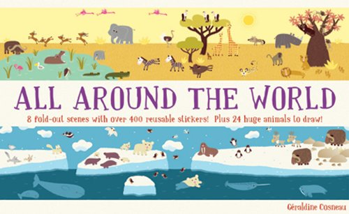 All Around the World: Animal Kingdom - Me Books Asia Store