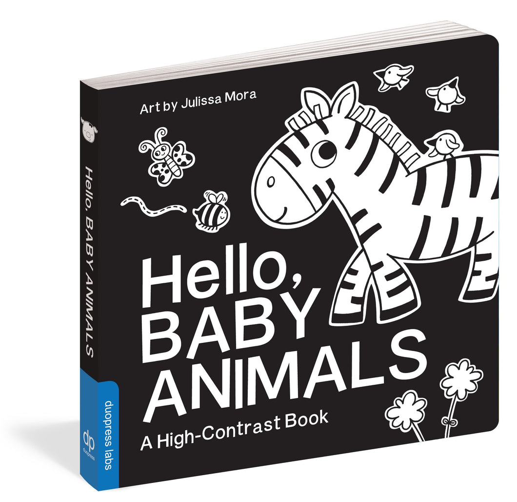 Hello, Baby Animals - Me Books Asia Store