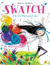 Swatch The Girl Who Loved Color - Me Books Asia Store