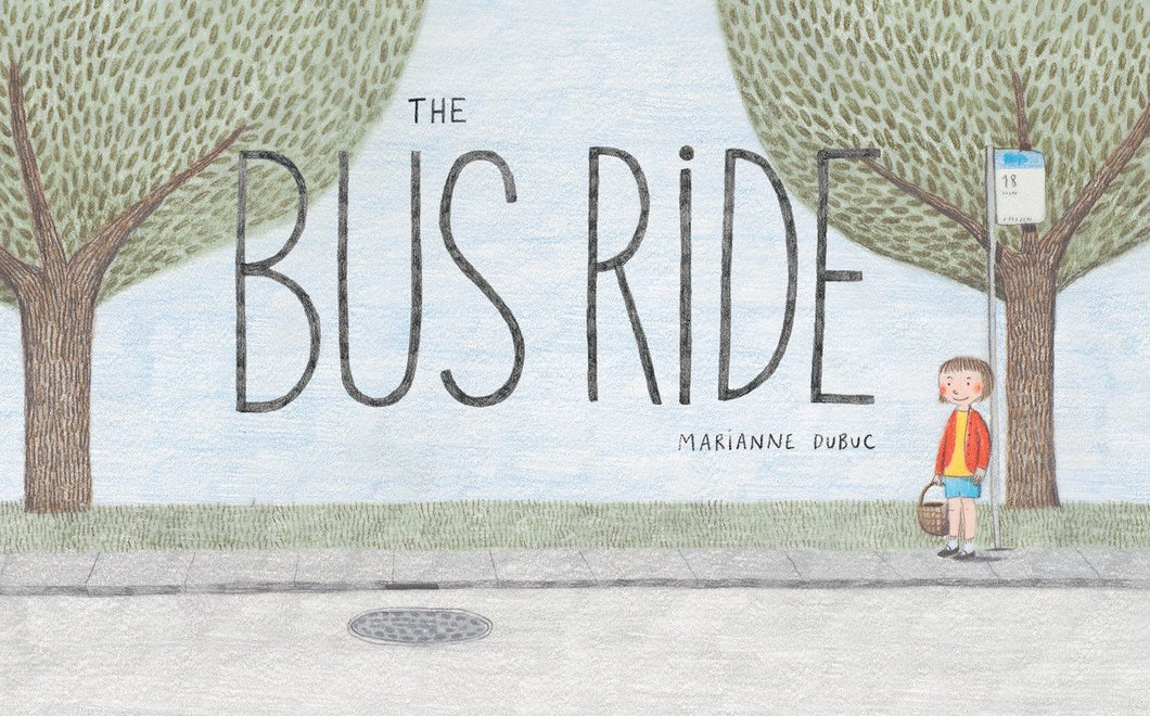 The Bus Ride - Me Books Asia Store