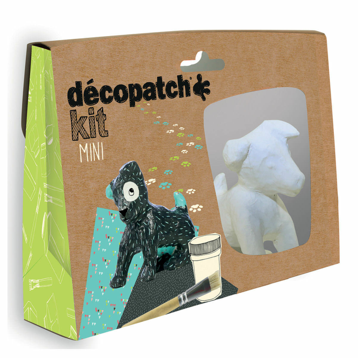 DECOPATCH Sets:Kids-Mini Kit DOG - Me Books Asia Store