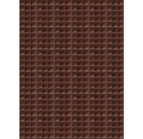 DECOPATCH Paper:Brown 680 Chocolate Bar - Me Books Asia Store