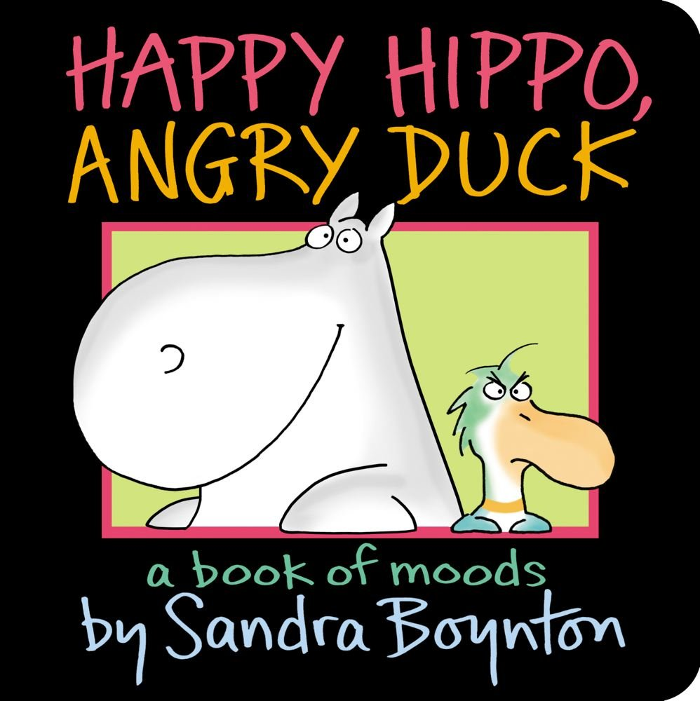 Happy hippo angry duck - Me Books Asia Store