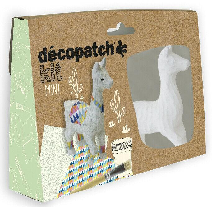 DECOPATCH Sets:Kids-Mini Kit Llama - Me Books Asia Store