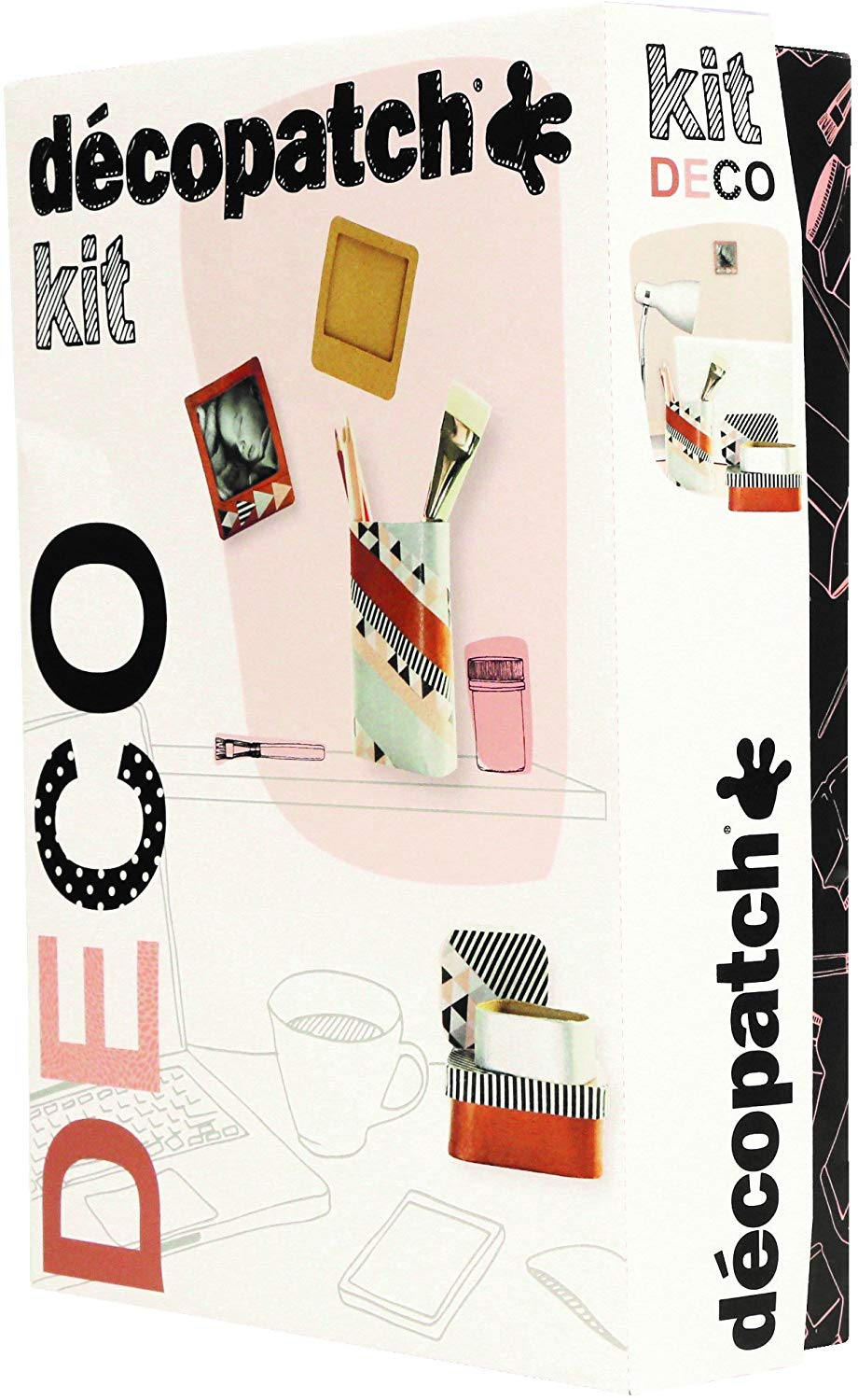 DECOPATCH Sets:Deco Kit - Me Books Asia Store