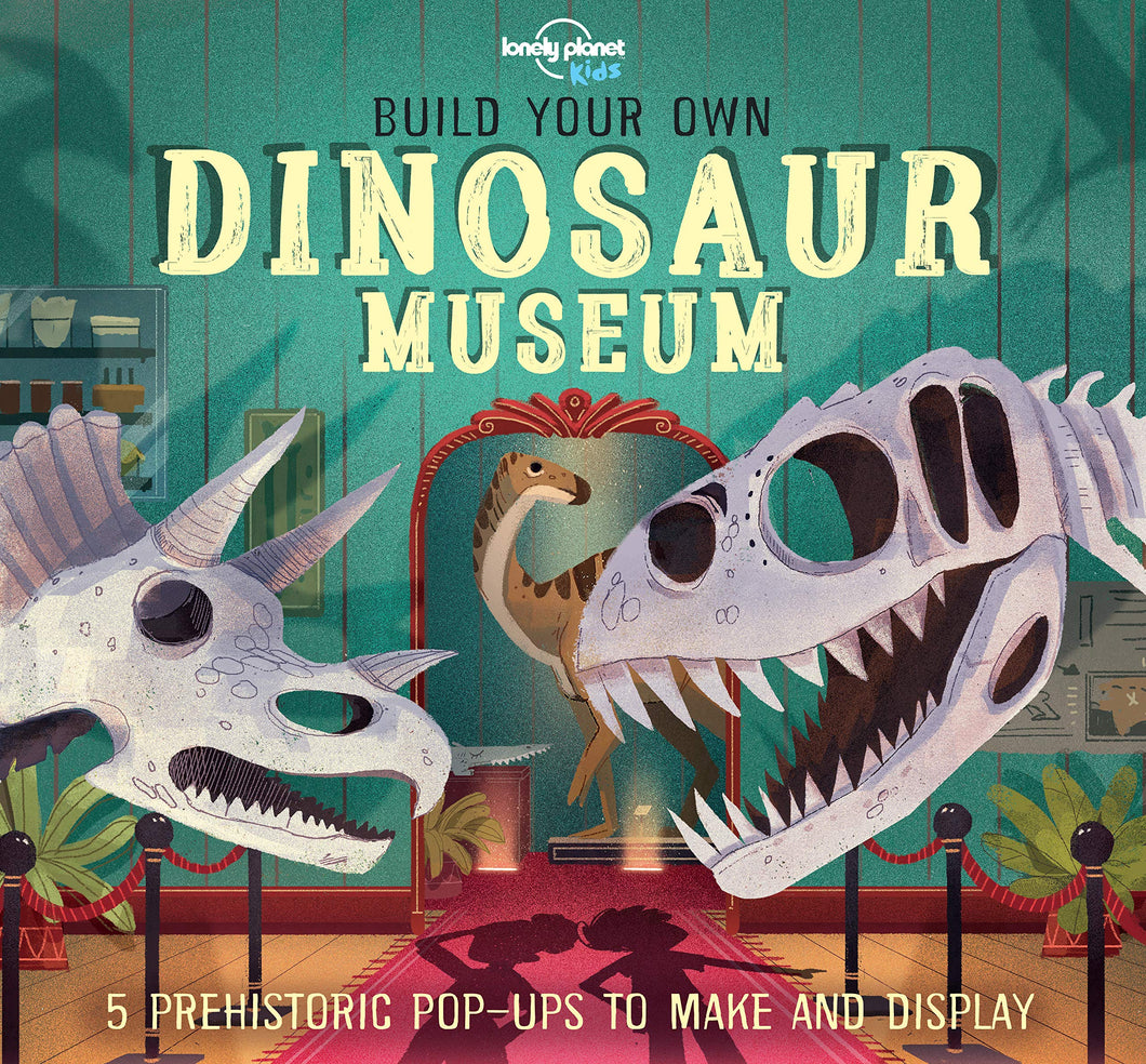 Build Your Own Dinosaur Museum - Me Books Asia Store