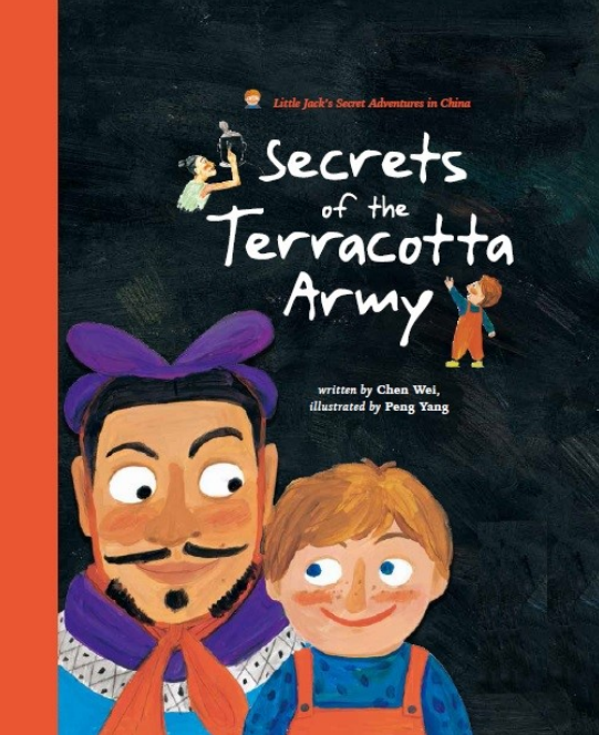 Secret of the Terracotta Army - Me Books Asia Store