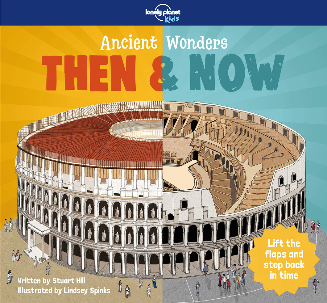 Ancient Wonders - Then & Now - Me Books Asia Store