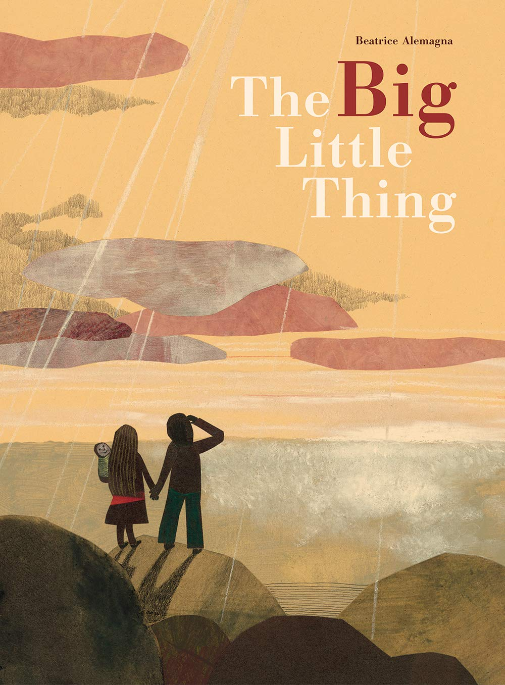 The Big Little Thing - Me Books Asia Store