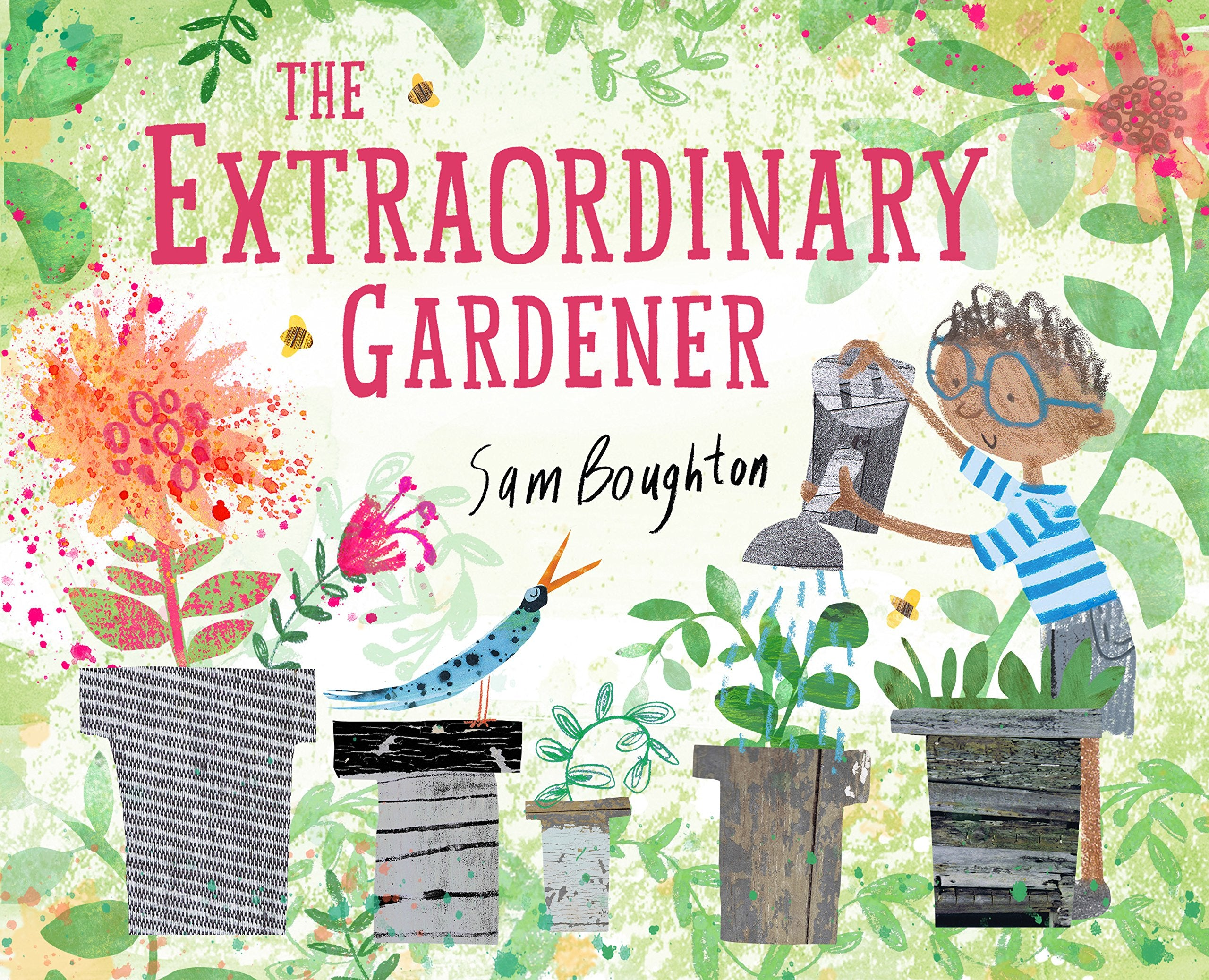 The Extraordinary Gardener - Me Books Asia Store
