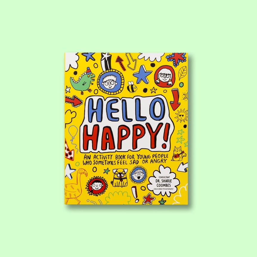 Hello Happy! Mindful Kids - Me Books Asia Store