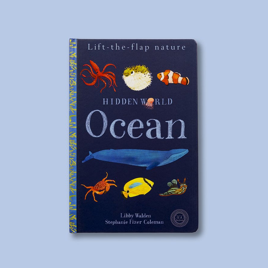 Hidden World: Ocean - Me Books Asia Store