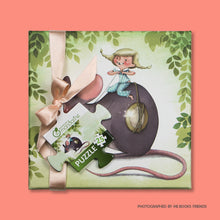 Avenue Mandarine Dis-moi Puzzle Box Little Mouse - Me Books Store