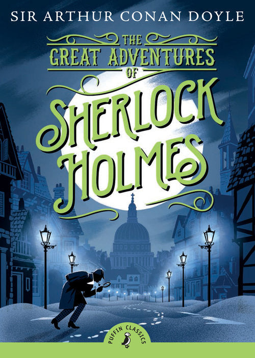 The Great Adventures of Sherlock Holmes - Me Books Asia Store