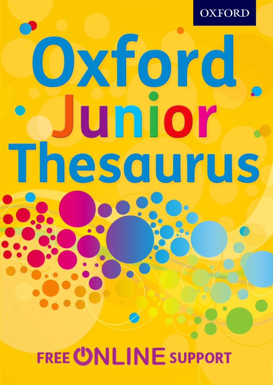 Oxford Junior Thesaurus - Me Books Asia Store