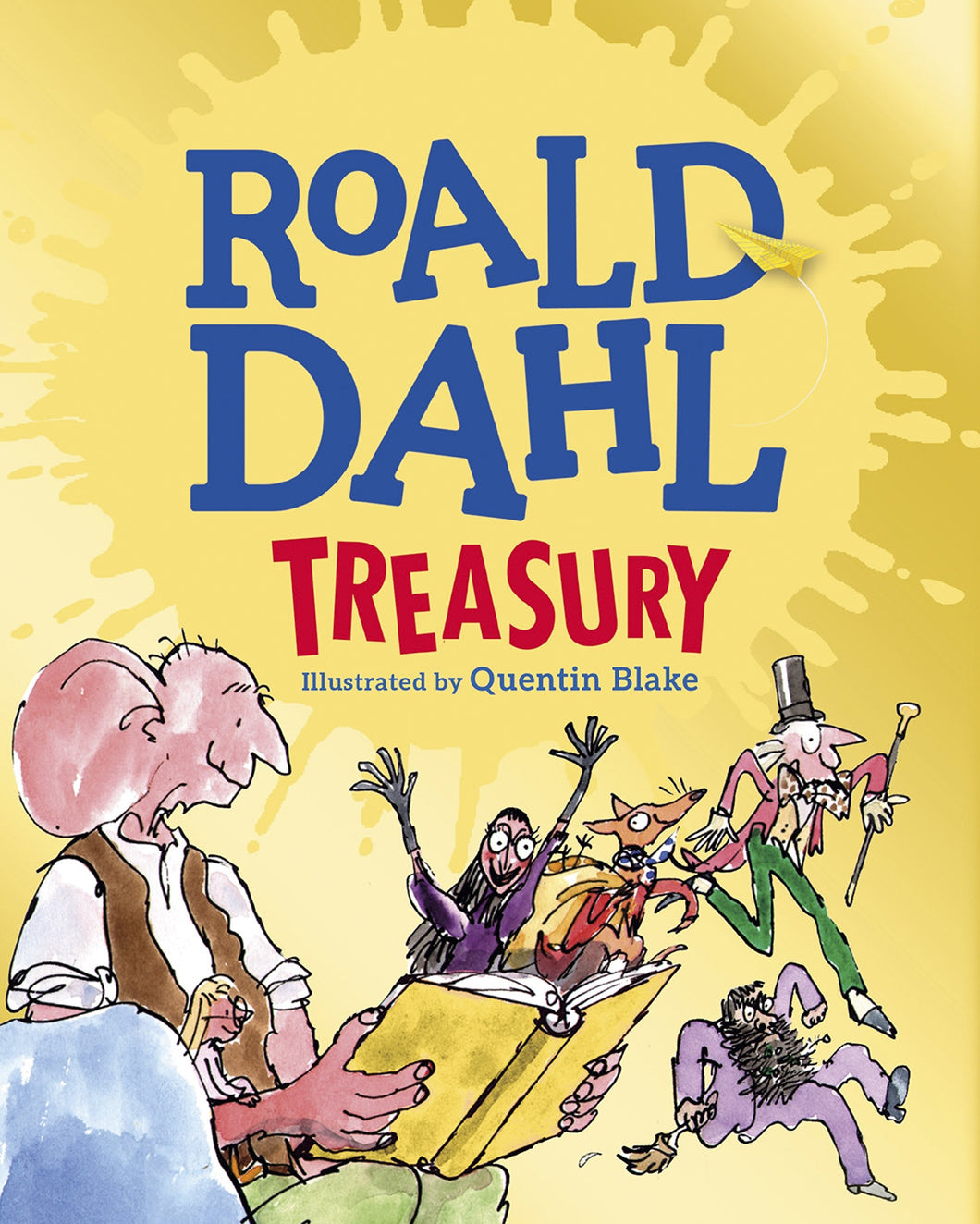 The Roald Dahl Treasury - Me Books Asia Store
