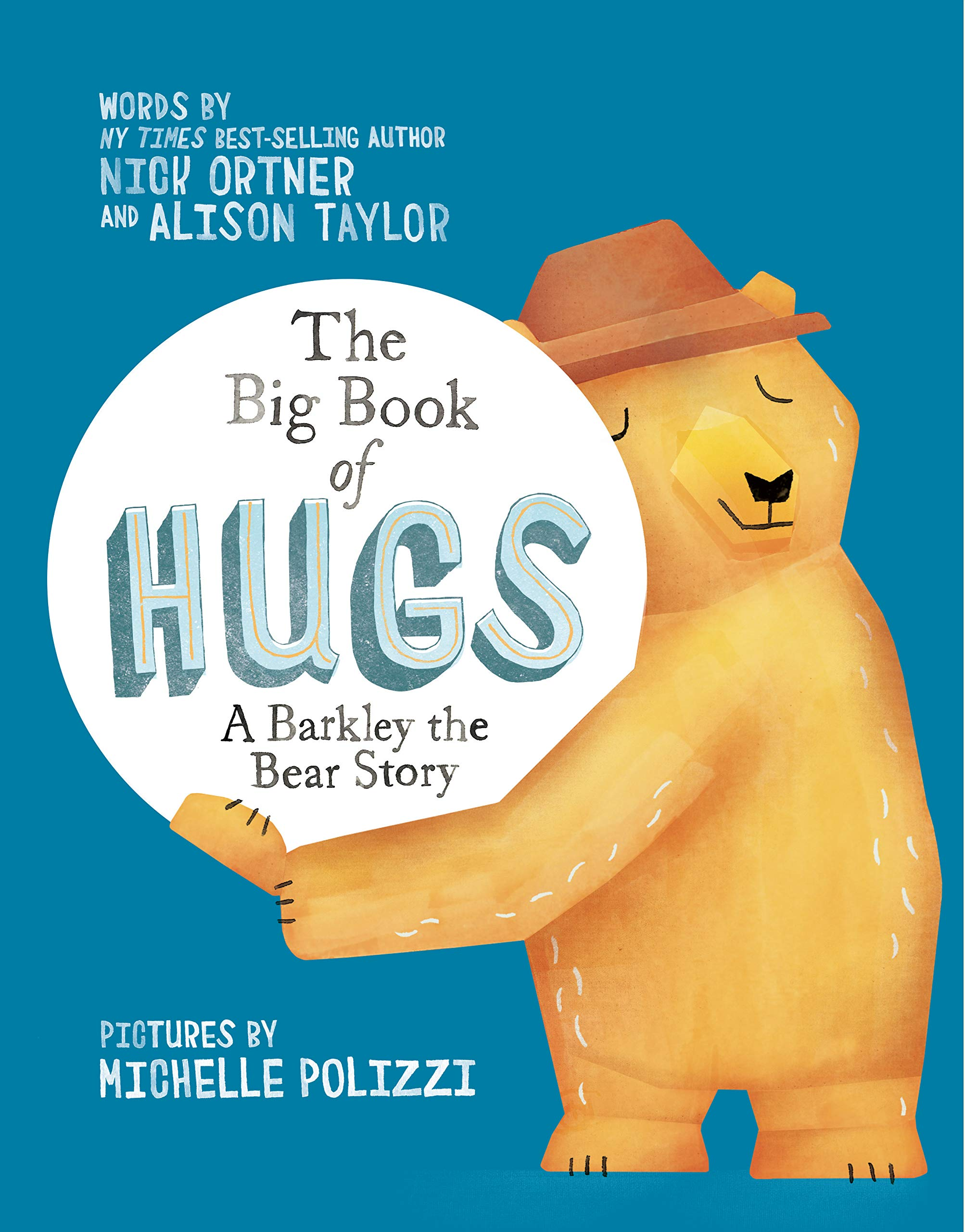 The Big Book of Hugs - Me Books Asia Store