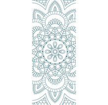 Avenue Mandarine Graffy Bookmark - Mandala/Flowers - Me Books Asia Store