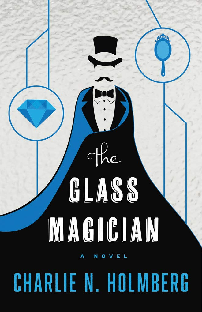 The Glass Magician - Me Books Asia Store