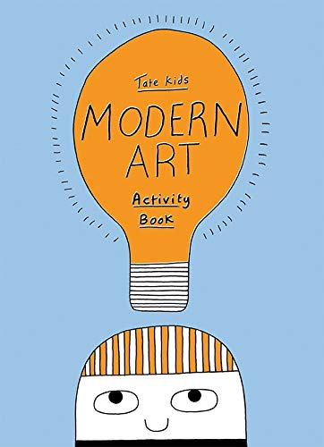Tate Kids Modern Art Activity Book - Me Books Asia Store