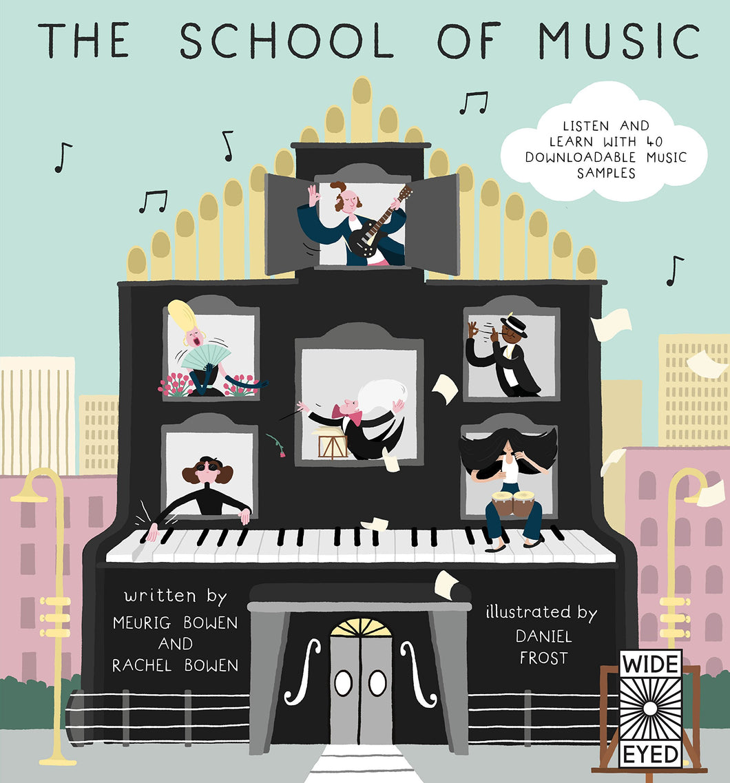 The School of Music - Me Books Asia Store