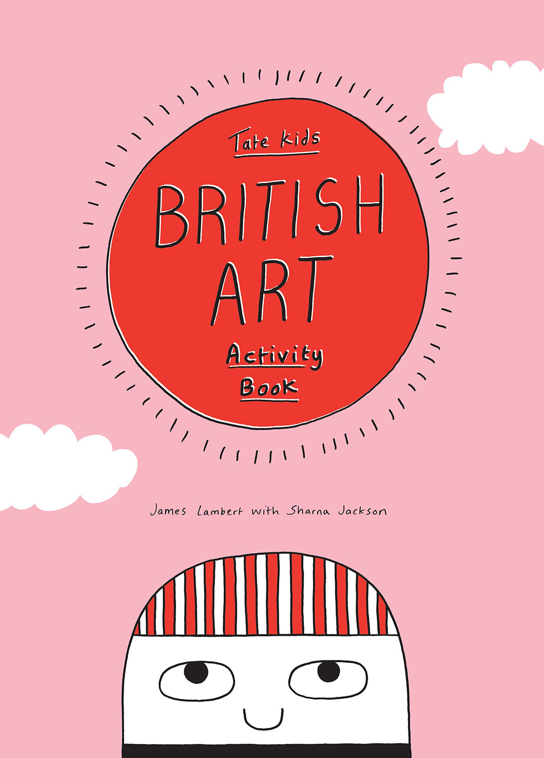 Tate Kids British Art Activity Book - Me Books Asia Store