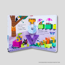 Alfie And Bet's ABC : A Pop-up Alphabet Book - Me Books Asia Store