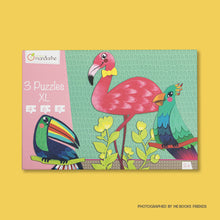 Avenue Mandarine 3 XL Puzzles-Tropical Birds - Me Books Store
