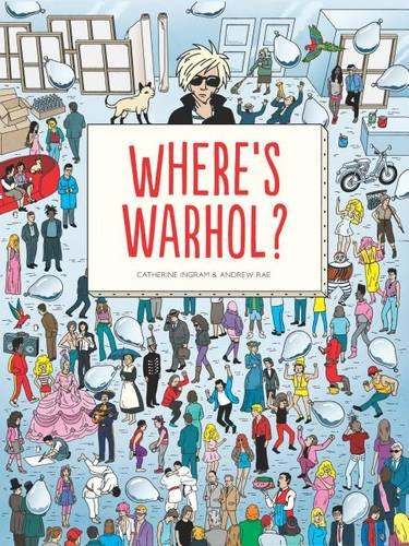 Where's Warhol? - Me Books Asia Store