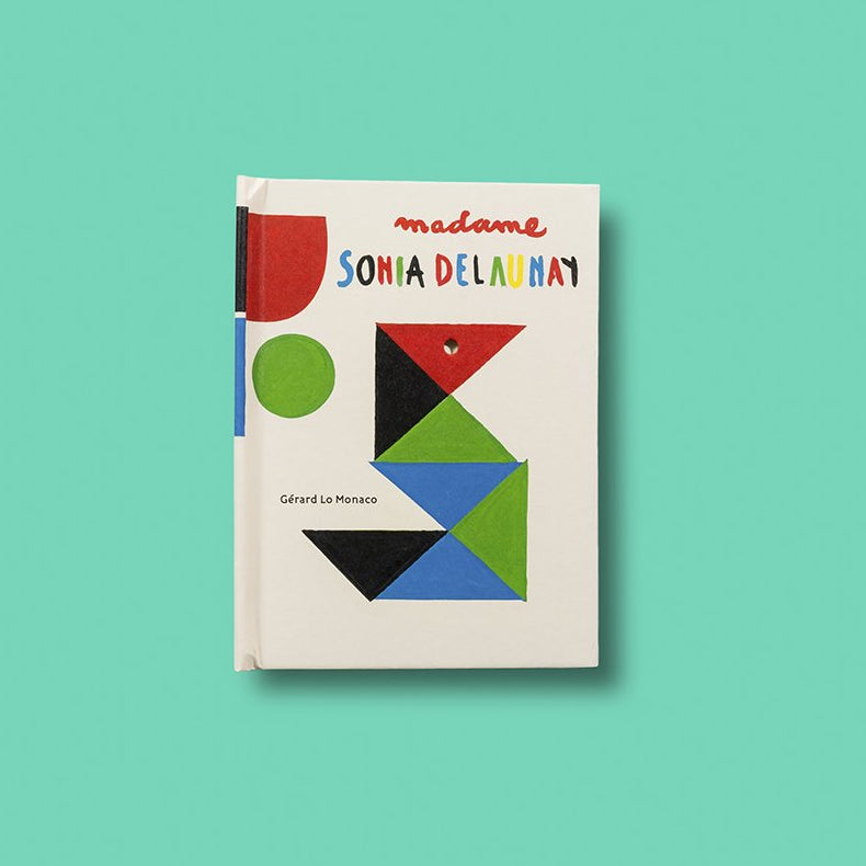 Madame Sonia Delaunay : A Pop-Up Book - 9781849763349