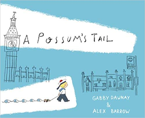 A POSSUM'S TAIL - Me Books Asia Store