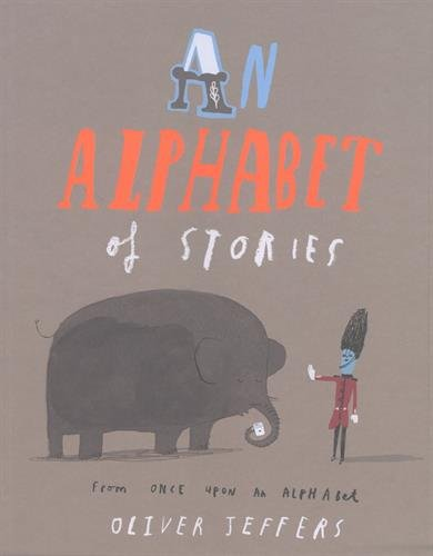 Once upon an Alphabet: Short Stories for All the Letters - Me Books Asia Store