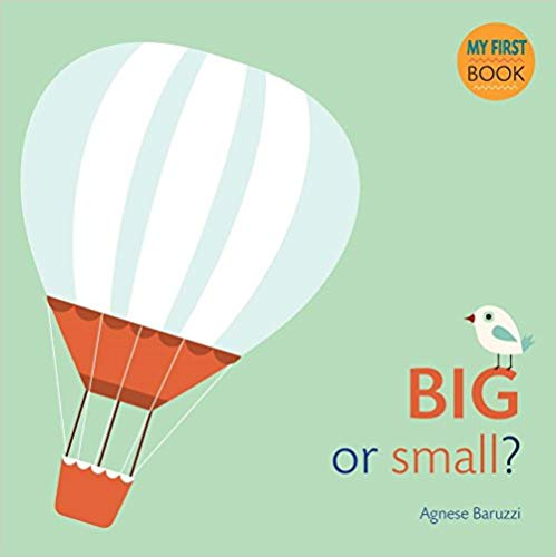 Big or Small (My First Book) - Me Books Asia Store