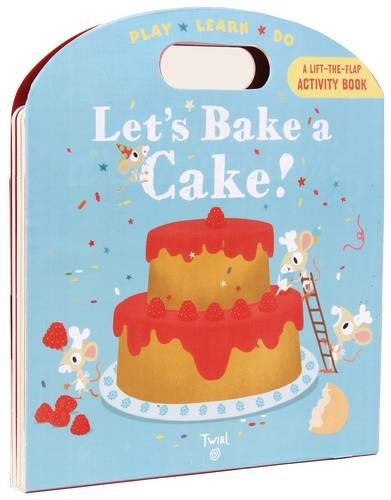 Let's Bake a Cake! - Me Books Asia Store