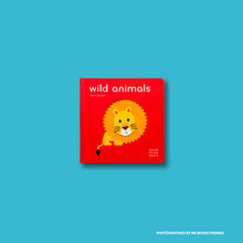 TouchThinkLearn: Wild Animals - Me Books Asia Store