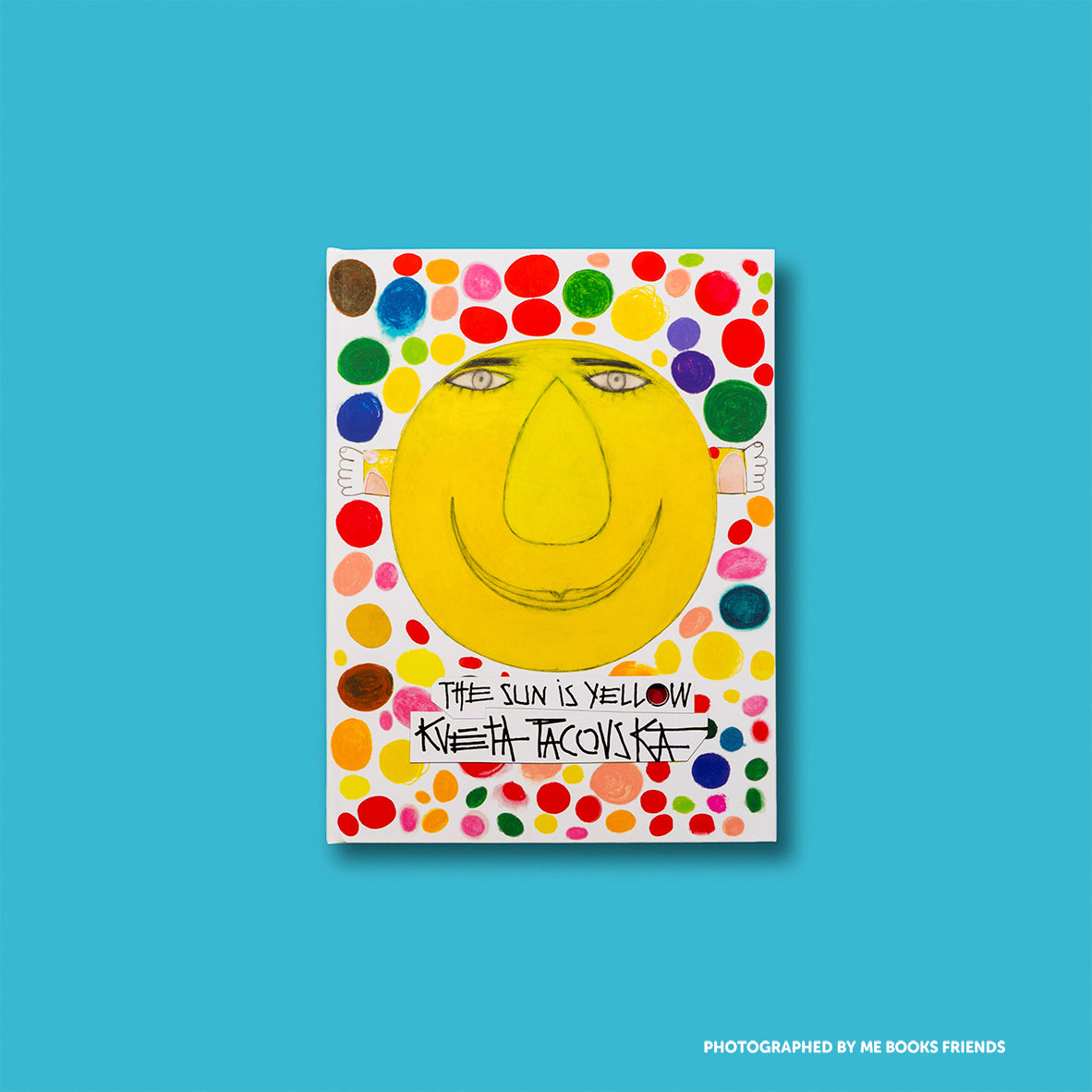 The Sun is Yellow - Me Books Asia Store