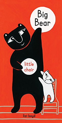 Big Bear Little Chair - Me Books Asia Store