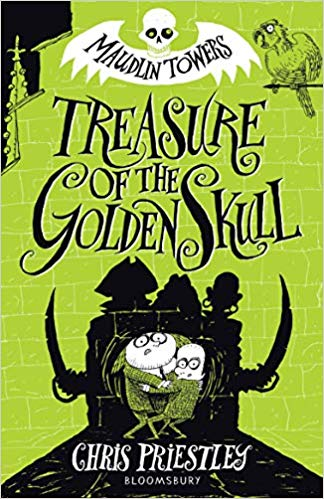 Treasure of the Golden Skull - Me Books Asia Store