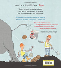 YOU CAN'T LET AN ELEPHANT DRIVE A DIGGER - Me Books Asia Store