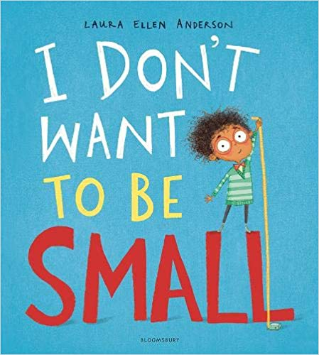 I Don't Want to be Small - Me Books Asia Store