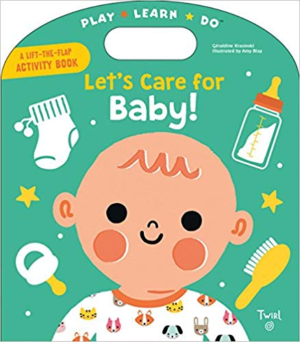 Let's Care for Baby - Me Books Asia Store