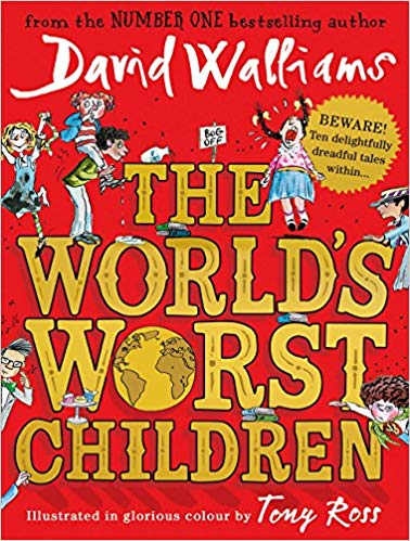 The World's Worst Children - Me Books Asia Store